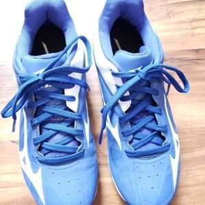 Mizuno Shoes - Mizuno 9-Spike Advanced Franchise 9 Baseball Cleat